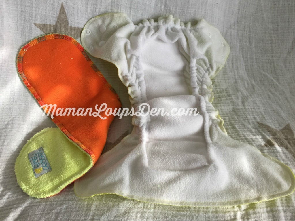 Easy Peasies AIO & Pocket Diaper Review