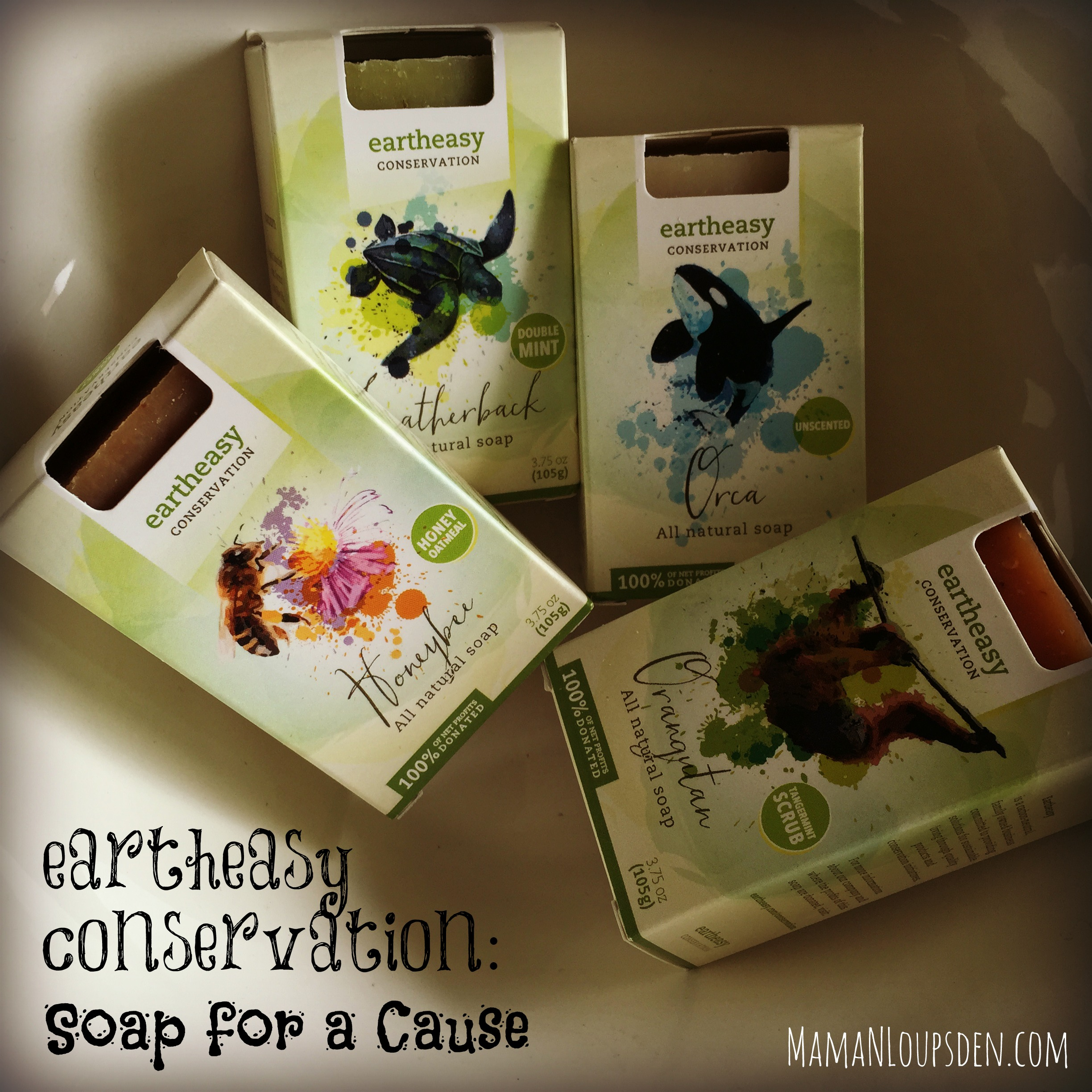 eartheasy conservation soap for a cause