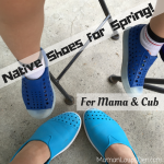 Native Shoes for Spring!