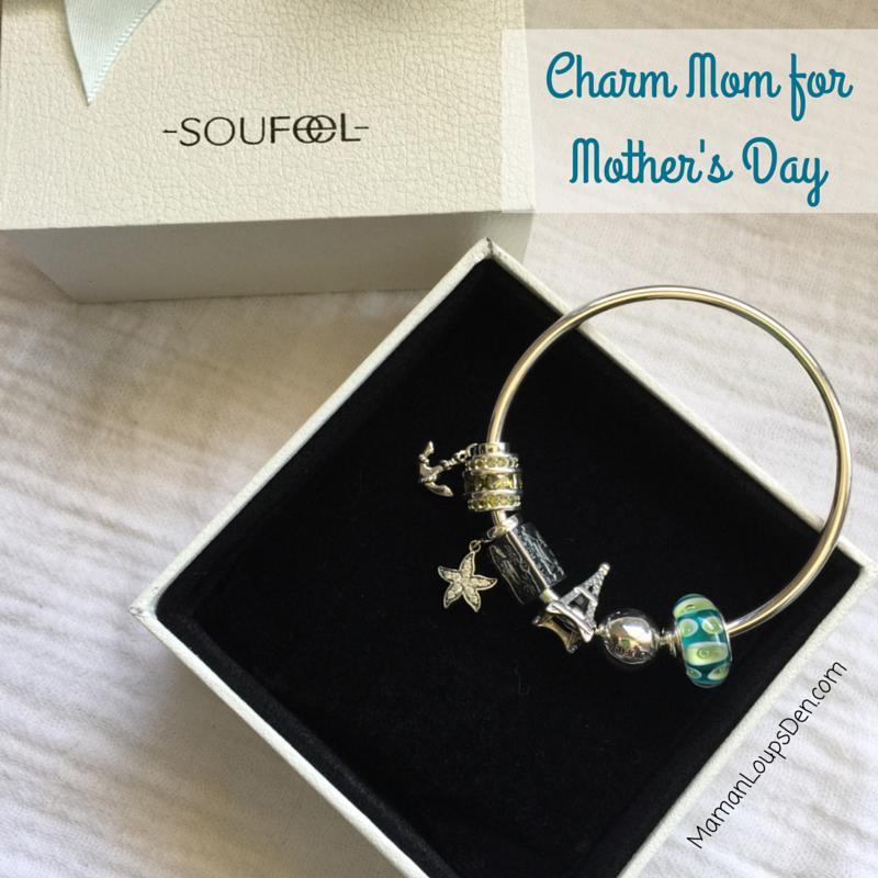 Soufeel Charm Bracelet for Mother's Day