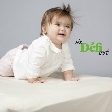 Drap-satin Defi Vert Prize