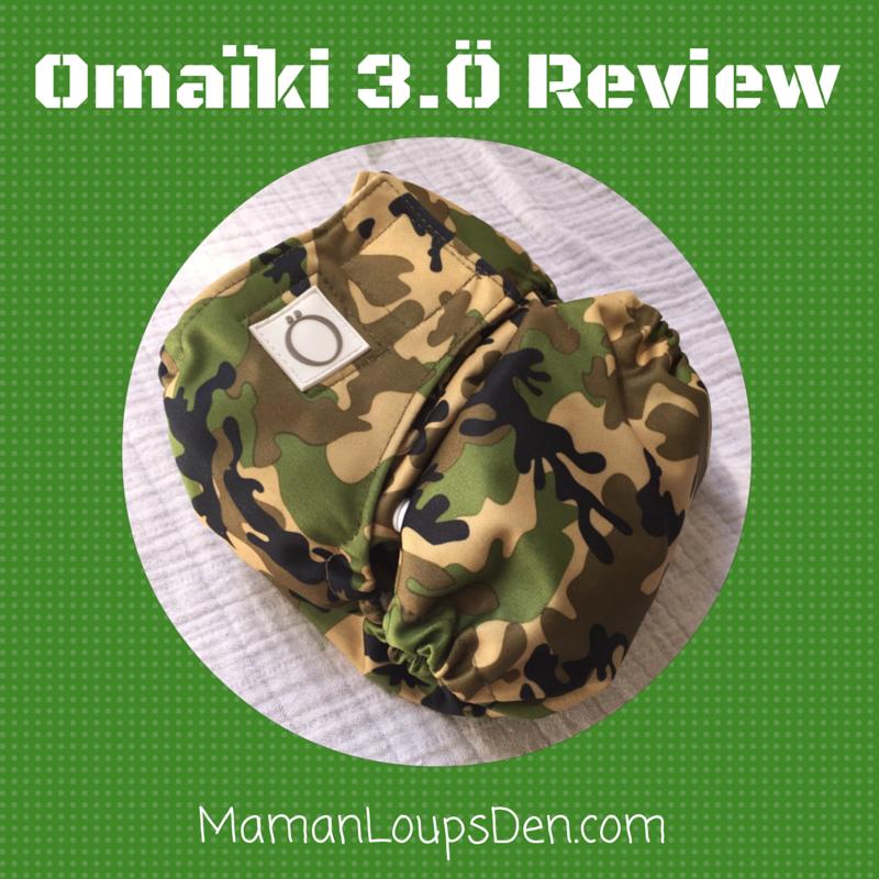Omaïki 3.Ö Review ~ Maman Loup's Den
