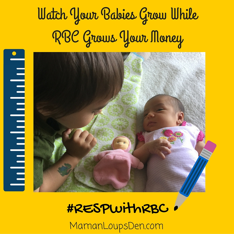 Grow Your Babies and Let RBC Grow Your Money