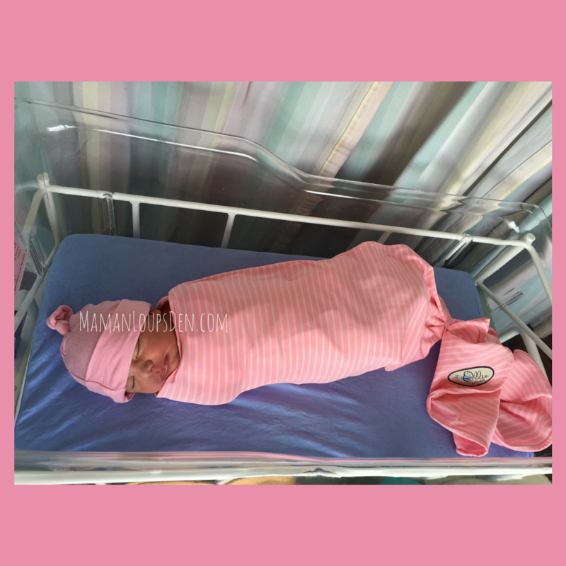 The Ollie Swaddle Review ~ Maman Loup's Den