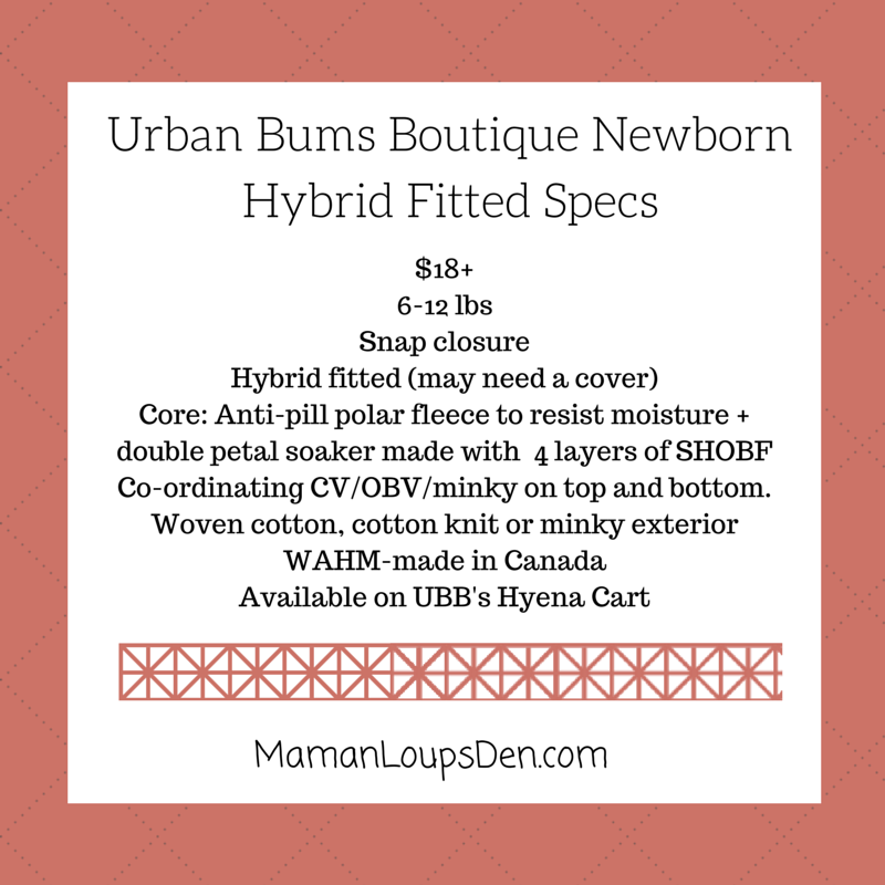 Urban Bums Boutique Newborn Fitted Review ~ Maman Loup's Den (4)