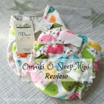 Omaïki Ö Sleep Mini Diaper & Cover Review