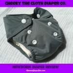 Cheeky The Cloth Diaper Co. Newborn AIO Review