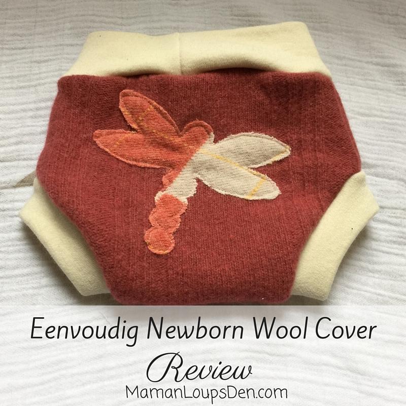 Eenvoudig Newborn Wool Diaper Cover Review ~ Maman Loup's Den