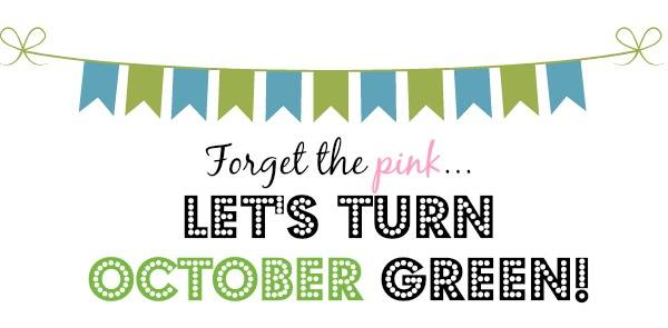 Let's Turn October GREEN #GMCBeauty