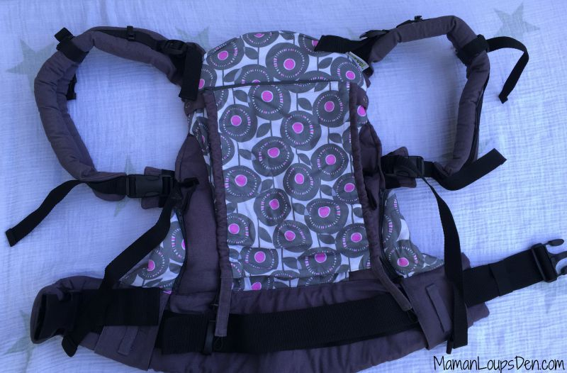 Liliputi Baby Carrier Review ~ Maman Loup's Den ~ Overview