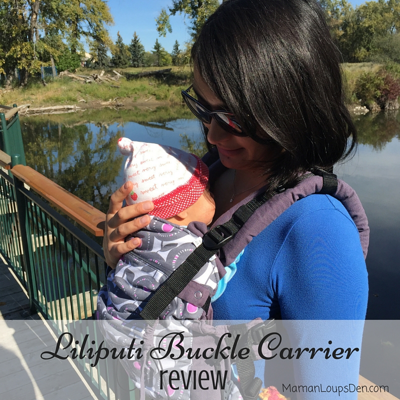 Liliputi Buckle Carrier Review