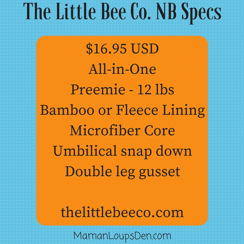 The Little Bee Co. NB AIO Specs