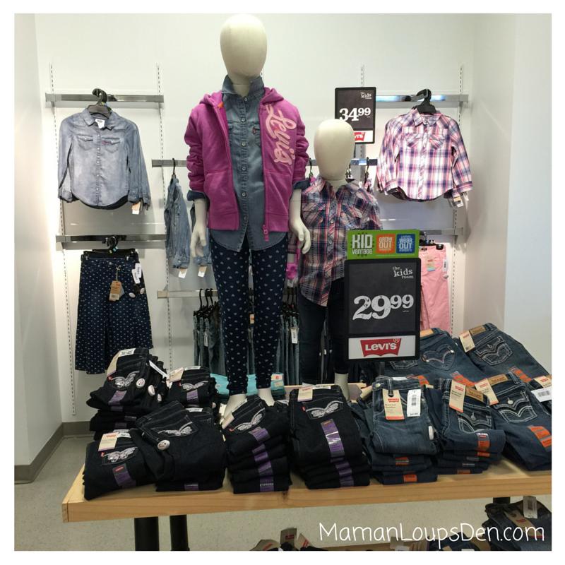 Sears Kidvantage Grow Out Guarantee ~ Maman Loup's Den