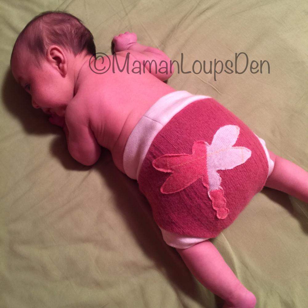 Eenvoudig Newborn Woollies Review ~ Maman Loup's Den