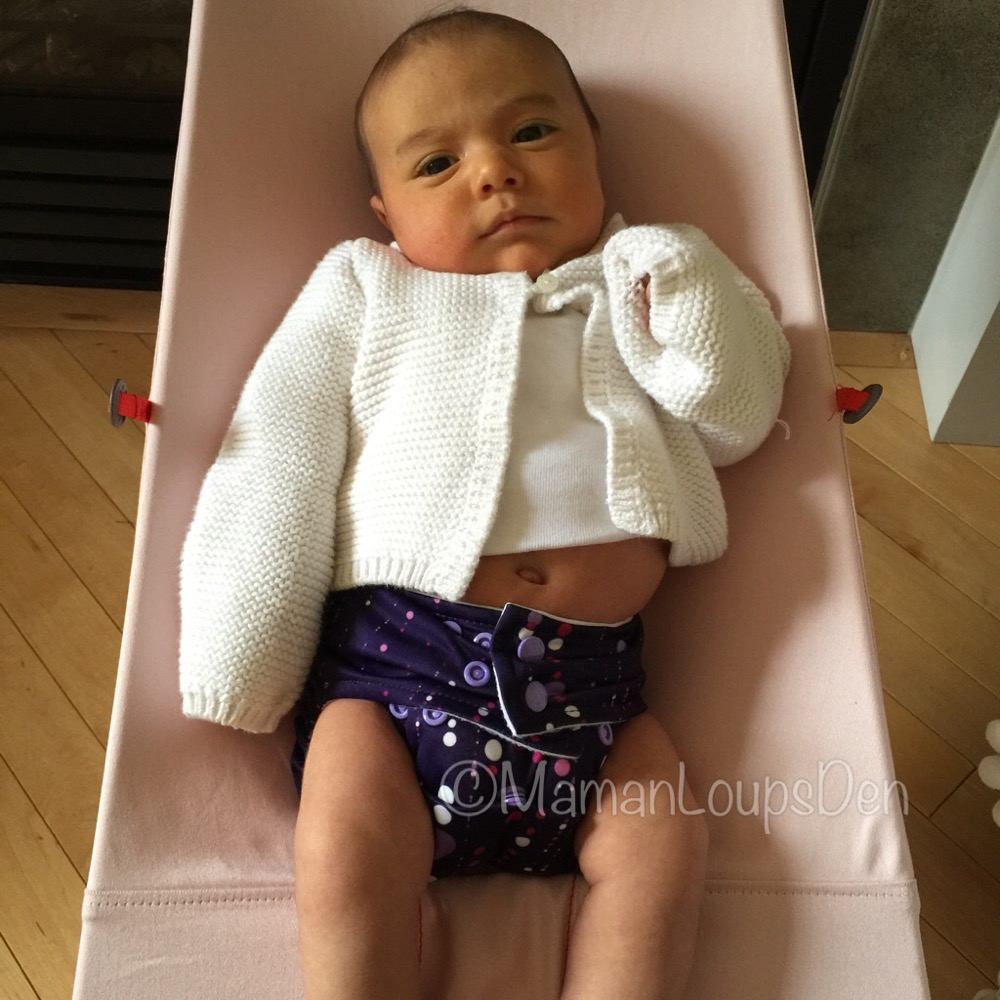 Getting to Know Glow Bug Cloth Diapers ~ Maman Loup's Den