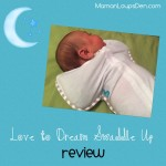 Love to Dream Swaddle UP Review