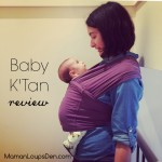 Baby K'Tan Baby Carrier Review