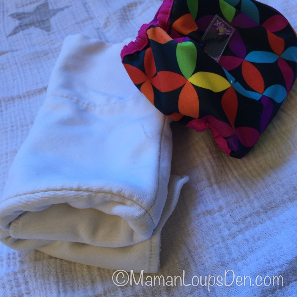 Overnight Cloth Diapering 0-12 months ~ Maman Loup's Den