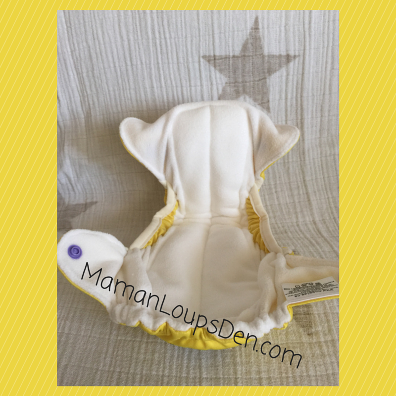 Nuggles Bittee Review ~ Maman Loup's Den ~ Inner