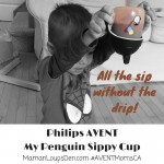Philips Avent My Penguin Sippy Cup: All The Sip Without the Drip