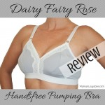 Dairy Fairy Handsfree Pumping Bra Review