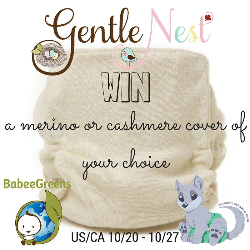 Gentle Nest Babee Greens Giveaway