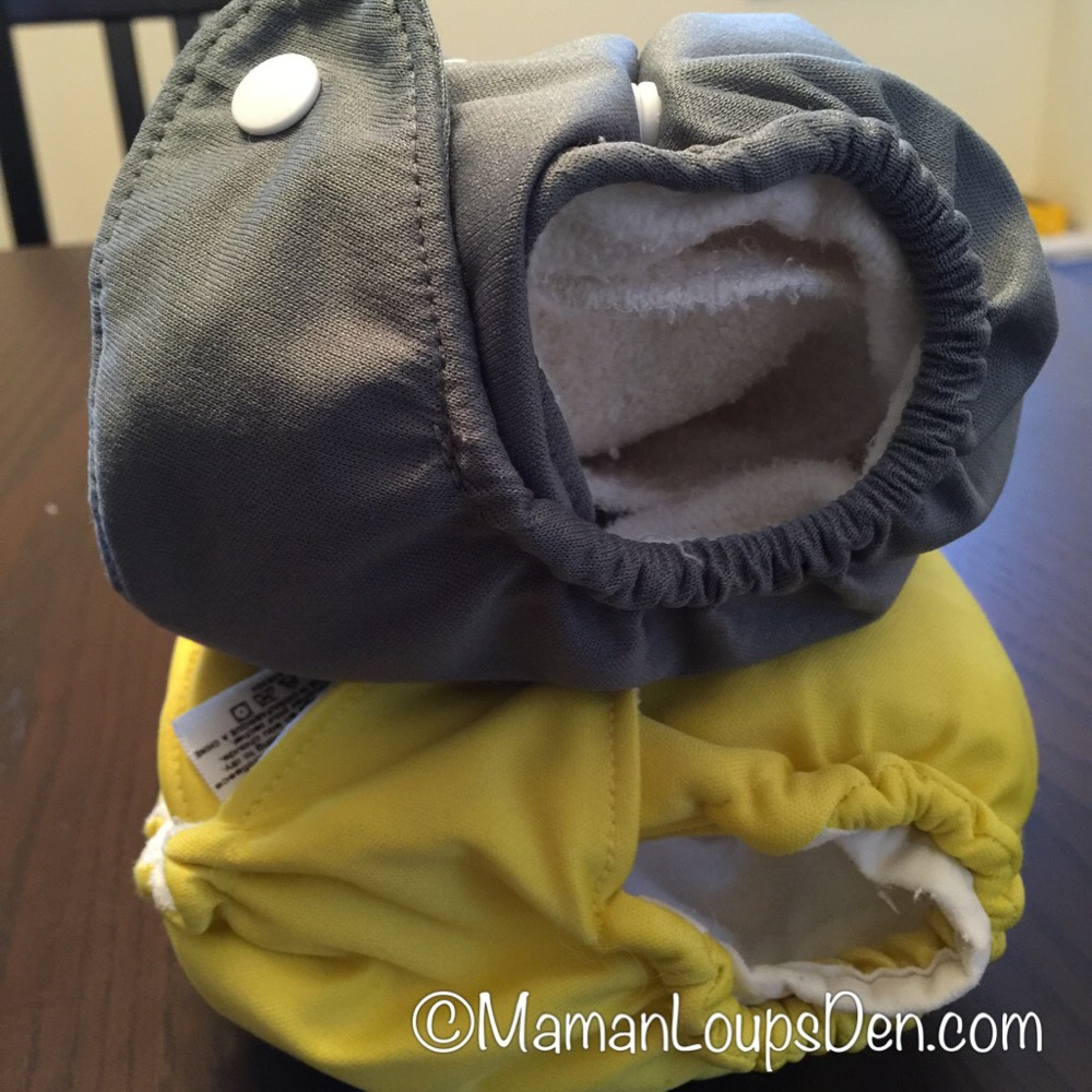 Cheeky the Cloth Diaper Co. Newborn AIO Review ~ Maman Loup's Den