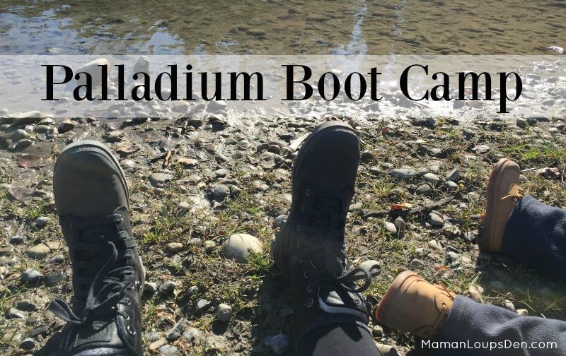 Palladium Boot Camp ~ Palladium Boots For Mama and Cub