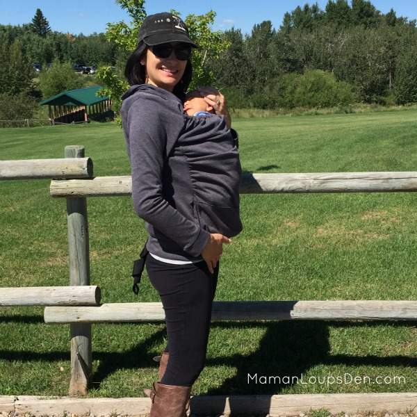 Belly Bedaine Maman Loup's Den