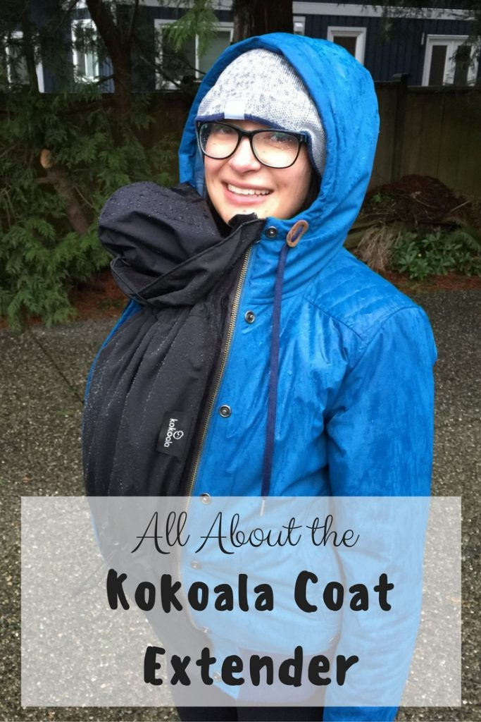 dad941c4c82a Kokoala Babywearing & Maternity Coat Extension Review