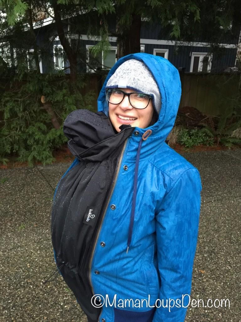 Kokoala in the Rain ~ Maman Loup's Den