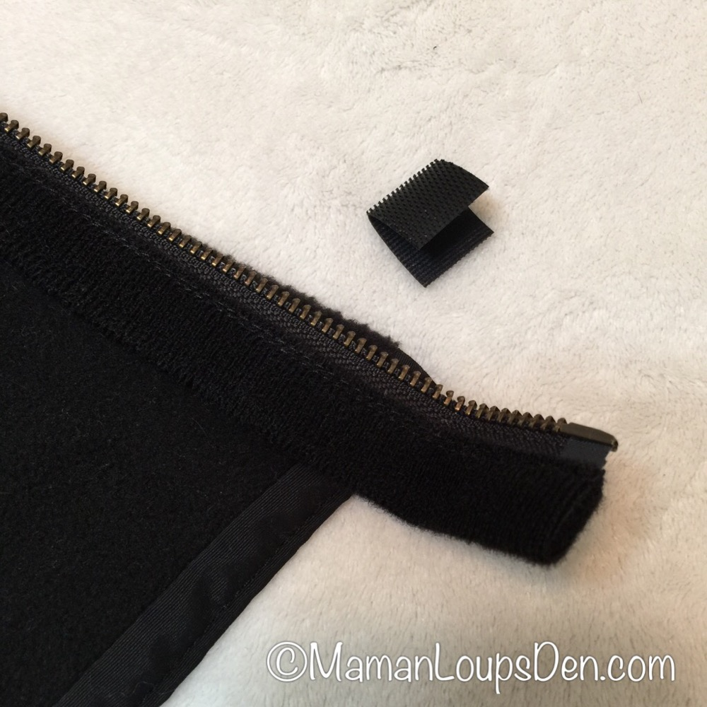 Kokoala Babywearing & Maternity Coat Extension Review ~ Maman Loup's Den