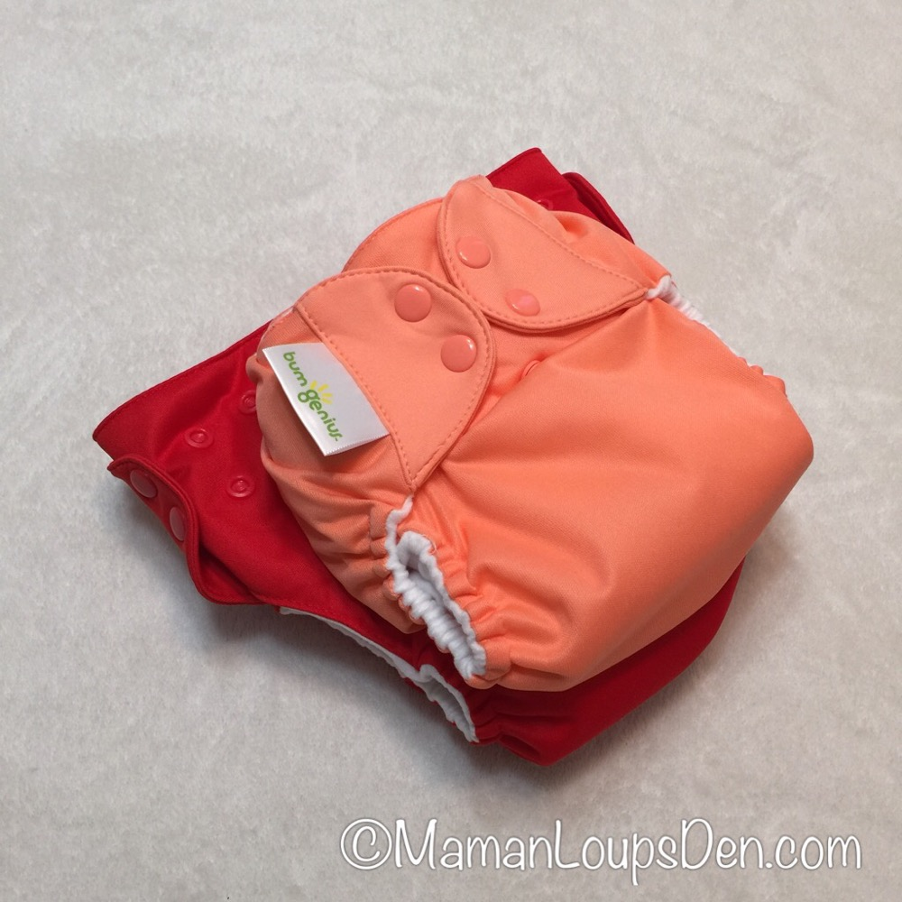 BumGenius 5.0 Pocket Diaper Review ~ Maman Loup's Den