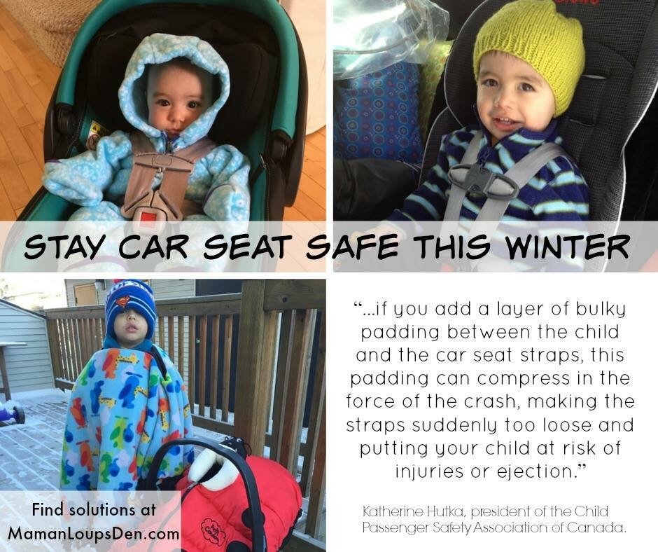 57006ebf9219 Winter Car Seat Solutions