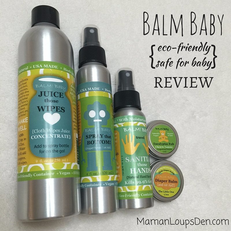 Balm Baby Review: Eco-Friendly, Safe for Baby