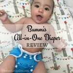 Meet Bummis' All-in-One Diaper