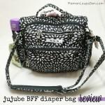 JuJuBe BFF Diaper Bag Review