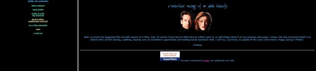Maman Loup's First Web Page