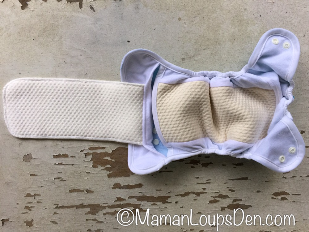 Bummis NEW All-in-One Cloth Diaper ~ Maman Loup's Den