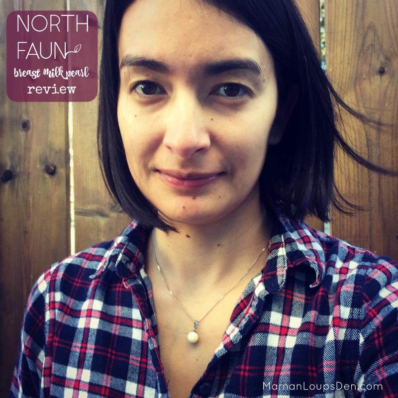 North Faun Breast Milk Pearl Review