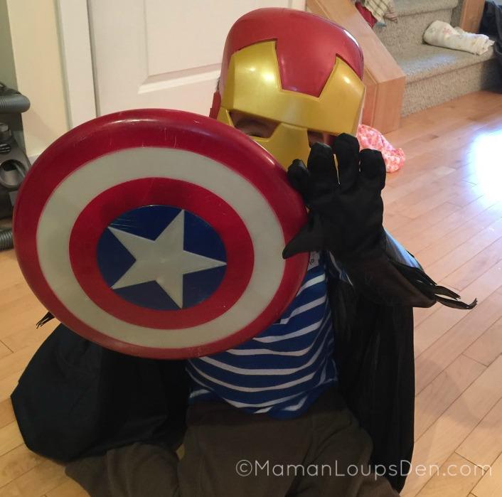Captain Iron Bat
