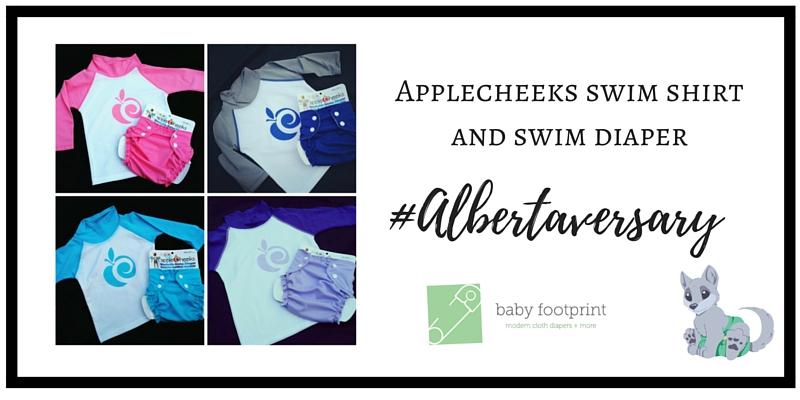Albertaversary - Baby Footprint