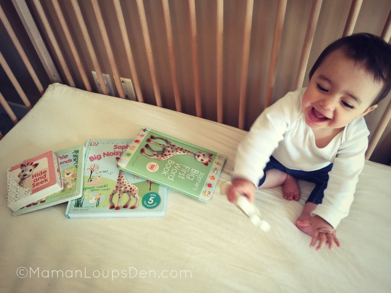Little Miss Cub & her Sophie Book Collection