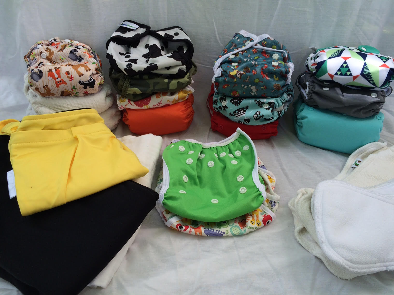 Bumbini Cloth Diaper Trial