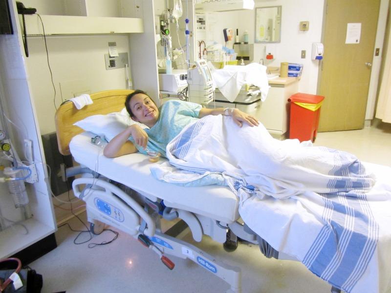 Maman Loup at the Hospital