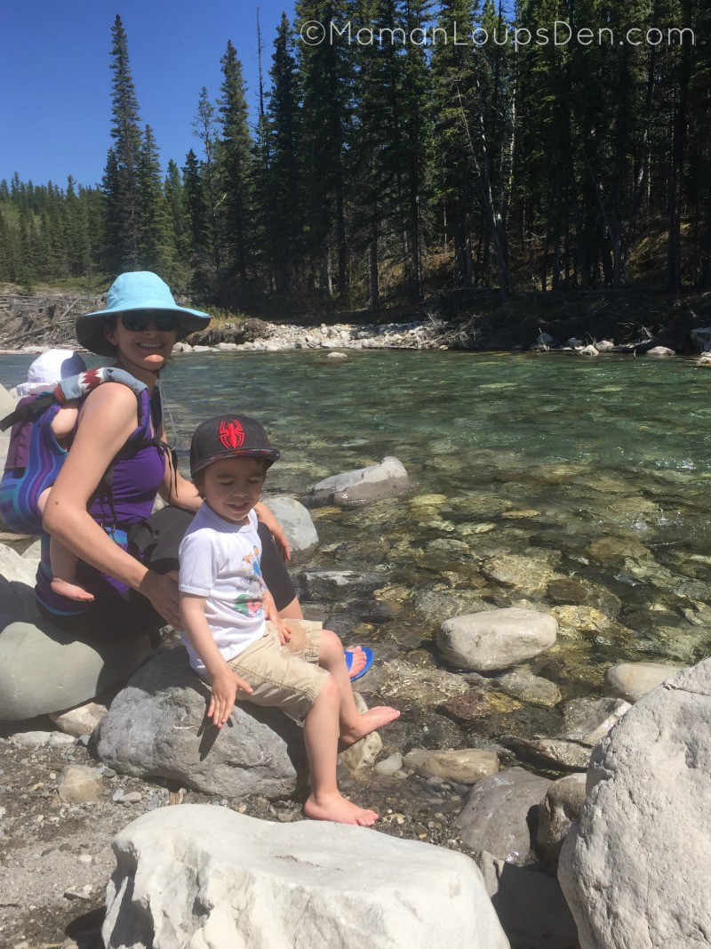 Visit to Elbow Falls