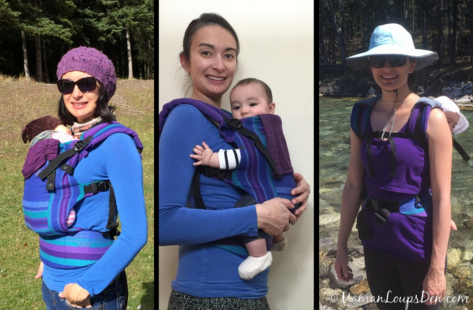 Birth to One Year in our Chimparoo Trek