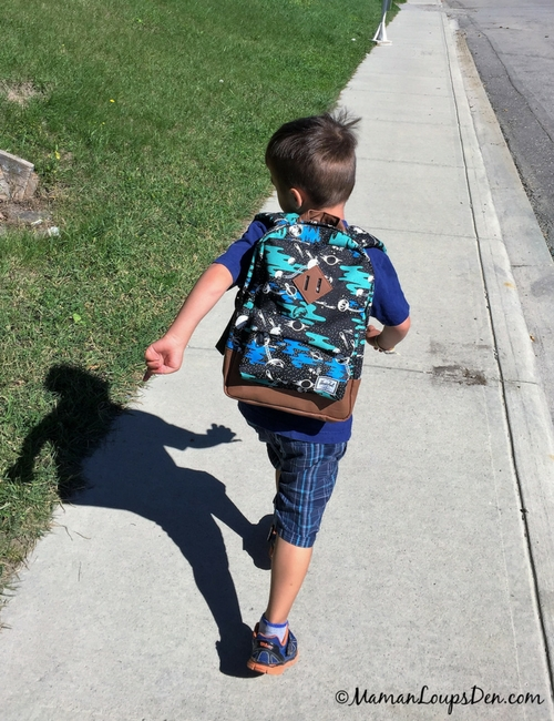 Herschel Kids Backpack for Preschool