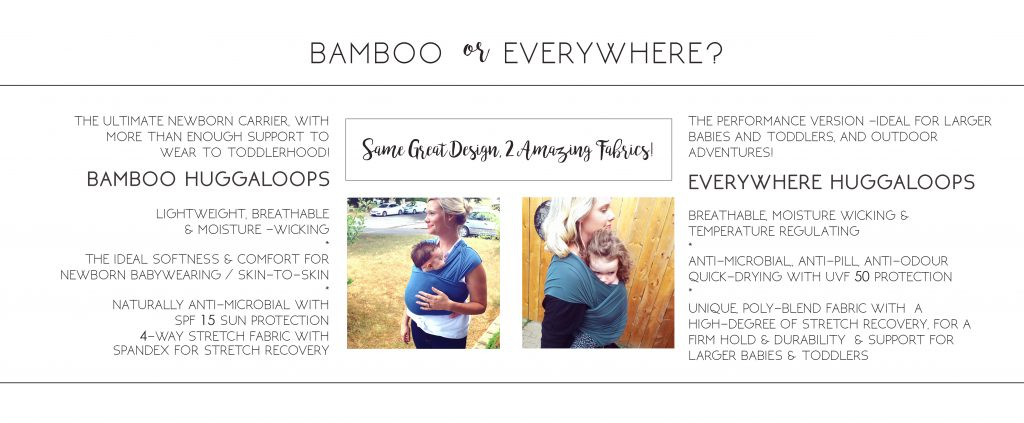 Bamboo or Everywhere Huggaloops