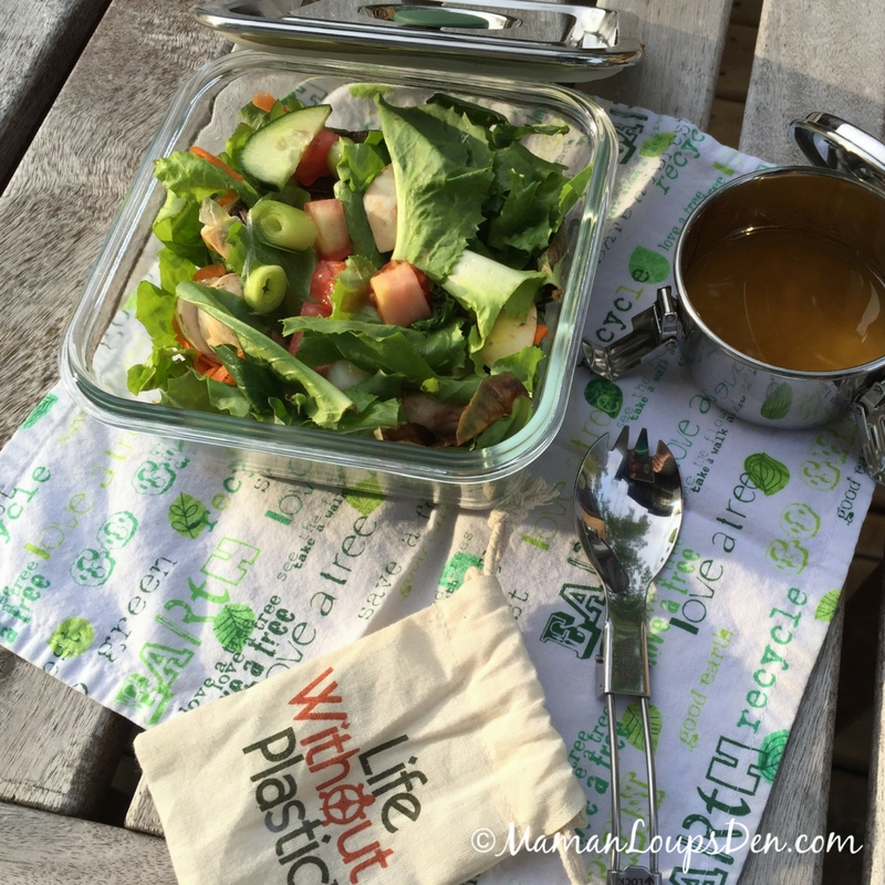 Life Without Plastic for a Greener Lunch